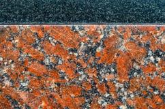 υλικός φυσικός τοίχος σύστασης πετρών γρανίτη ορίου Στοκ φωτογραφία με δικαίωμα ελεύθερης χρήσης