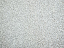 υλικό συνθετικό λευκό σύστασης δέρματος Στοκ φωτογραφία με δικαίωμα ελεύθερης χρήσης