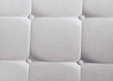 υλικό συνθετικό λευκό σύστασης δέρματος Στοκ Φωτογραφίες