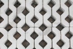 Υλικό υπόβαθρο σχεδίων φραγμών τούβλου Στοκ εικόνα με δικαίωμα ελεύθερης χρήσης