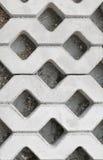 Υλικό υπόβαθρο σχεδίων φραγμών τούβλου Στοκ φωτογραφίες με δικαίωμα ελεύθερης χρήσης