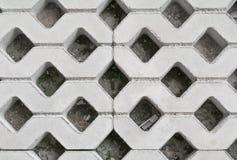 Υλικό υπόβαθρο σχεδίων φραγμών τούβλου Στοκ Εικόνες