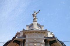 Υδράργυρος, ο ρωμαϊκός Θεός στοκ φωτογραφίες με δικαίωμα ελεύθερης χρήσης