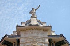 Υδράργυρος, ο ρωμαϊκός Θεός στοκ εικόνα με δικαίωμα ελεύθερης χρήσης