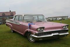 Υδράργυρος 1958 της Ford στοκ εικόνες