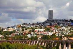 Υδραγωγείο Ι Queretaro Στοκ Φωτογραφίες