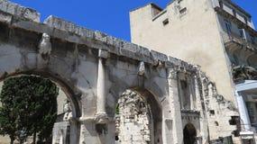 υδραγωγείο Ρωμαίος Στοκ Εικόνα