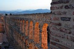υδραγωγείο Ρωμαίος Στοκ Εικόνες