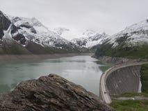 Υδραγωγείο Kaprun Στοκ φωτογραφίες με δικαίωμα ελεύθερης χρήσης