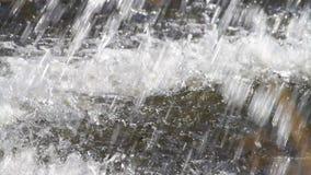 Υδραυλική ισχύς υποβάθρου απόθεμα βίντεο