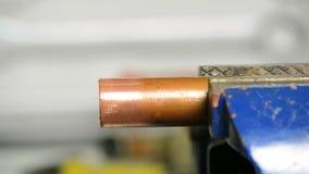 Υδραυλικός στην εργασία φιλμ μικρού μήκους