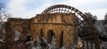 Υδραυλικός τροχός Κόρδοβα Ισπανία Στοκ εικόνα με δικαίωμα ελεύθερης χρήσης