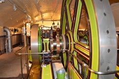 Υδραυλικό μηχανοστάσιο στοκ φωτογραφίες με δικαίωμα ελεύθερης χρήσης