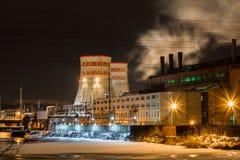 Υδροηλεκτρική ενέργεια Στοκ Εικόνα