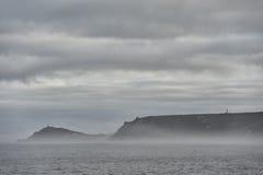 Υδρονέφωση θάλασσας Στοκ φωτογραφία με δικαίωμα ελεύθερης χρήσης
