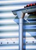 Υδρορροή στεγών στοκ φωτογραφία με δικαίωμα ελεύθερης χρήσης