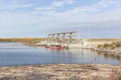 Υδρο σταθμός Στοκ Εικόνες
