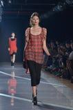 Υ-3 επίδειξη μόδας της Νέας Υόρκης Στοκ εικόνες με δικαίωμα ελεύθερης χρήσης