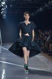 Υ-3 επίδειξη μόδας της Νέας Υόρκης Στοκ φωτογραφία με δικαίωμα ελεύθερης χρήσης
