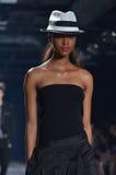 Υ-3 επίδειξη μόδας της Νέας Υόρκης στοκ εικόνες