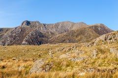 Υ Garn, Snowdonia στοκ εικόνες με δικαίωμα ελεύθερης χρήσης