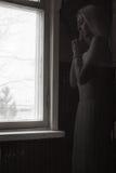 Φάντασμα επίκλησης Στοκ φωτογραφία με δικαίωμα ελεύθερης χρήσης