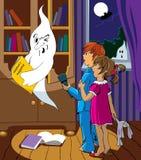 φάντασμα παιδιών ελεύθερη απεικόνιση δικαιώματος