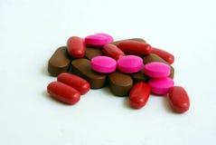 φάρμακα μικτά Στοκ φωτογραφίες με δικαίωμα ελεύθερης χρήσης
