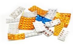 φάρμακα Στοκ Φωτογραφίες