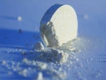 φάρμακο ασβεστίου Στοκ εικόνα με δικαίωμα ελεύθερης χρήσης