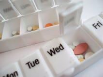 φάρμακο διανομέων Στοκ εικόνες με δικαίωμα ελεύθερης χρήσης