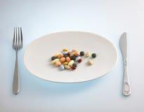 φάρμακο εθισμού Στοκ Εικόνες
