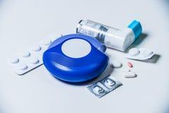 Φάρμακο και φάρμακα Στοκ Φωτογραφίες