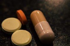 Φάρμακο συνταγών Στοκ Εικόνα