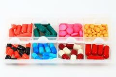 Φάρμακο στοκ φωτογραφία