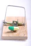 φάρμακο trap1 στοκ φωτογραφία με δικαίωμα ελεύθερης χρήσης