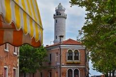 Φάρος Ιταλία νησιών Murano στοκ φωτογραφία με δικαίωμα ελεύθερης χρήσης