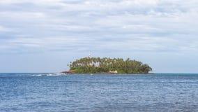 Φάρος κοντά σε Beruwala, Σρι Λάνκα Στοκ εικόνες με δικαίωμα ελεύθερης χρήσης