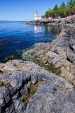 Φάρος κλιβάνων ασβέστη, ΗΠΑ Στοκ φωτογραφίες με δικαίωμα ελεύθερης χρήσης