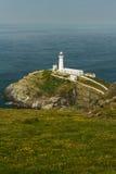 Φάρος νότιων σωρών, Anglesey Στοκ φωτογραφία με δικαίωμα ελεύθερης χρήσης