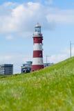 Φάρος πύργων Smeatons στο Πλύμουθ, Devon, Αγγλία Στοκ φωτογραφία με δικαίωμα ελεύθερης χρήσης