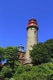 Φάρος σε Kap Arkona, νησί Ruegen Στοκ εικόνα με δικαίωμα ελεύθερης χρήσης