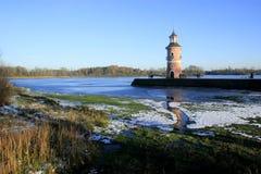 Φάρος σε Moritzburg, Γερμανία Στοκ εικόνα με δικαίωμα ελεύθερης χρήσης