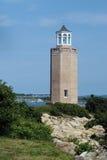 Φάρος σημείου του Avery σε Groton, Κοννέκτικατ Στοκ εικόνα με δικαίωμα ελεύθερης χρήσης