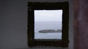 Φάρος στη Σάντα Μαρία, Αζόρες Στοκ φωτογραφία με δικαίωμα ελεύθερης χρήσης