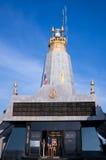 Φάρος στο ακρωτήριο Phrom Thep Στοκ Εικόνες