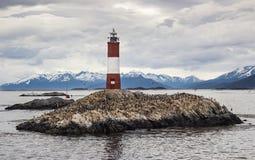 Φάρος του τέλους του κόσμου Στοκ Φωτογραφία