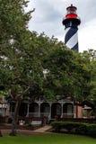 Φάρος του ST Augustine στοκ φωτογραφία με δικαίωμα ελεύθερης χρήσης