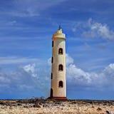 Φάρος bonaire ολλανδικές Καραϊβικές Θάλασσες Στοκ φωτογραφία με δικαίωμα ελεύθερης χρήσης