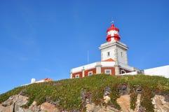 Φάρος DA Roca Cabo, Sintra, Πορτογαλία Στοκ Φωτογραφία